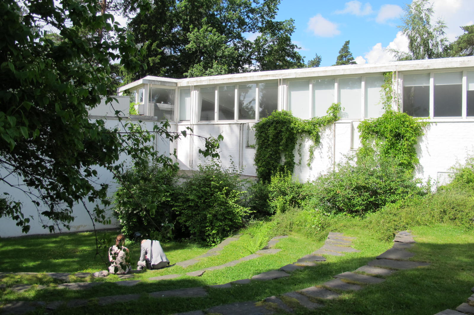 Amphitheatre / Studio Aalto / 11 July 2015