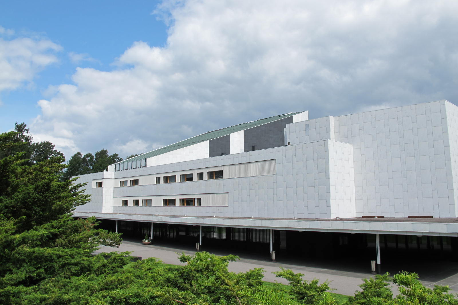 Finlandia Hall / 12 July 2015