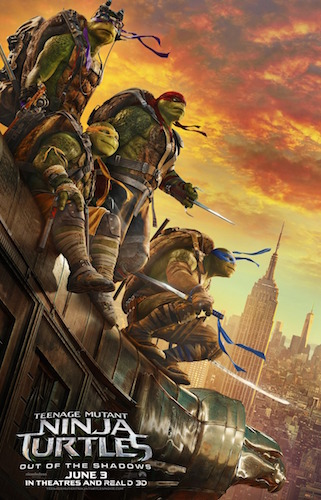 Teenage Mutant Ninja Turtles: Out of Shadows