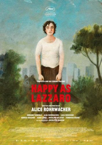 Happy as Lazarro