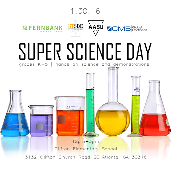Super Science Day - Jan 30, 2016