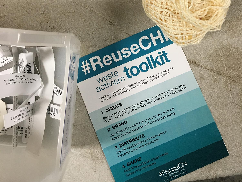 ReuseCHI toolkit