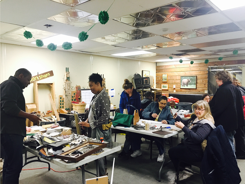 Rebuilding Exchange workshop
