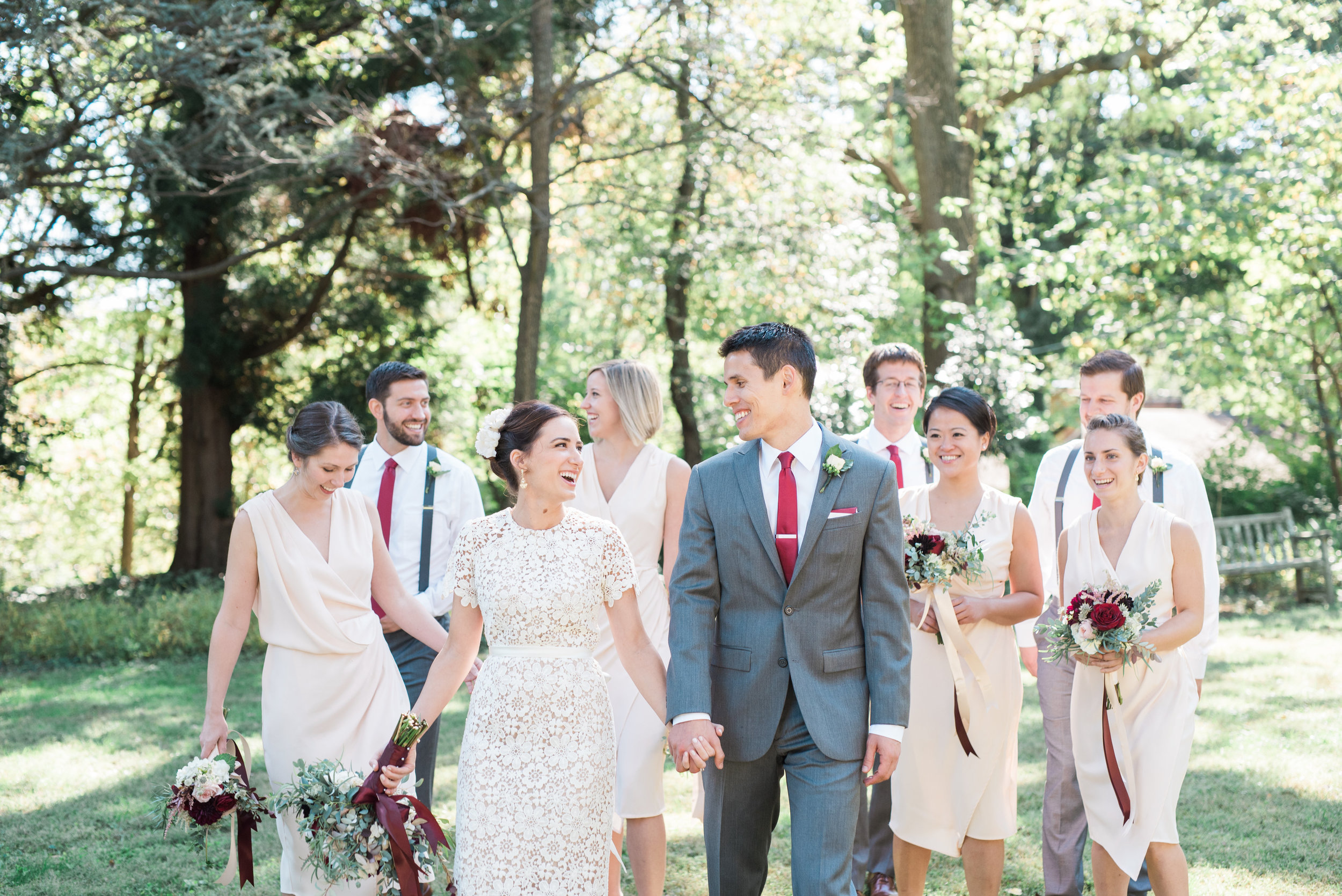 Rustic Outdoor Fall Arlington Virginia Hendry House Wedding with East Made Event Company Baltimore Maryland Washington DC Wedding Planner and ksant photography Richmond Virginia Wedding Photographer 13.jpg
