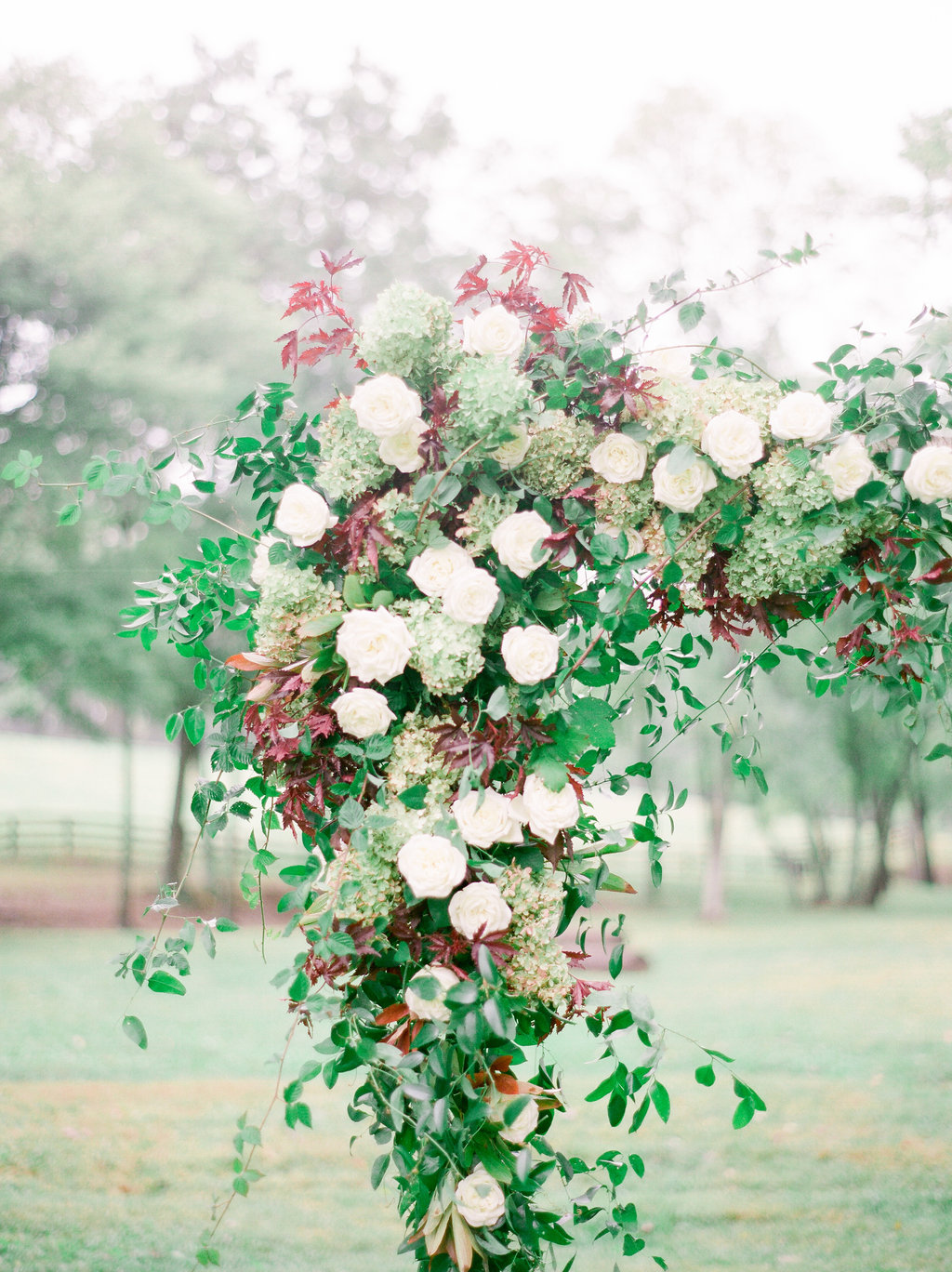 Virginia Countryside Fall Wedding by East Made Event Company fine art destination wedding planner and Julie Paisley Photography as featured on Style Me Pretty130 2.jpg