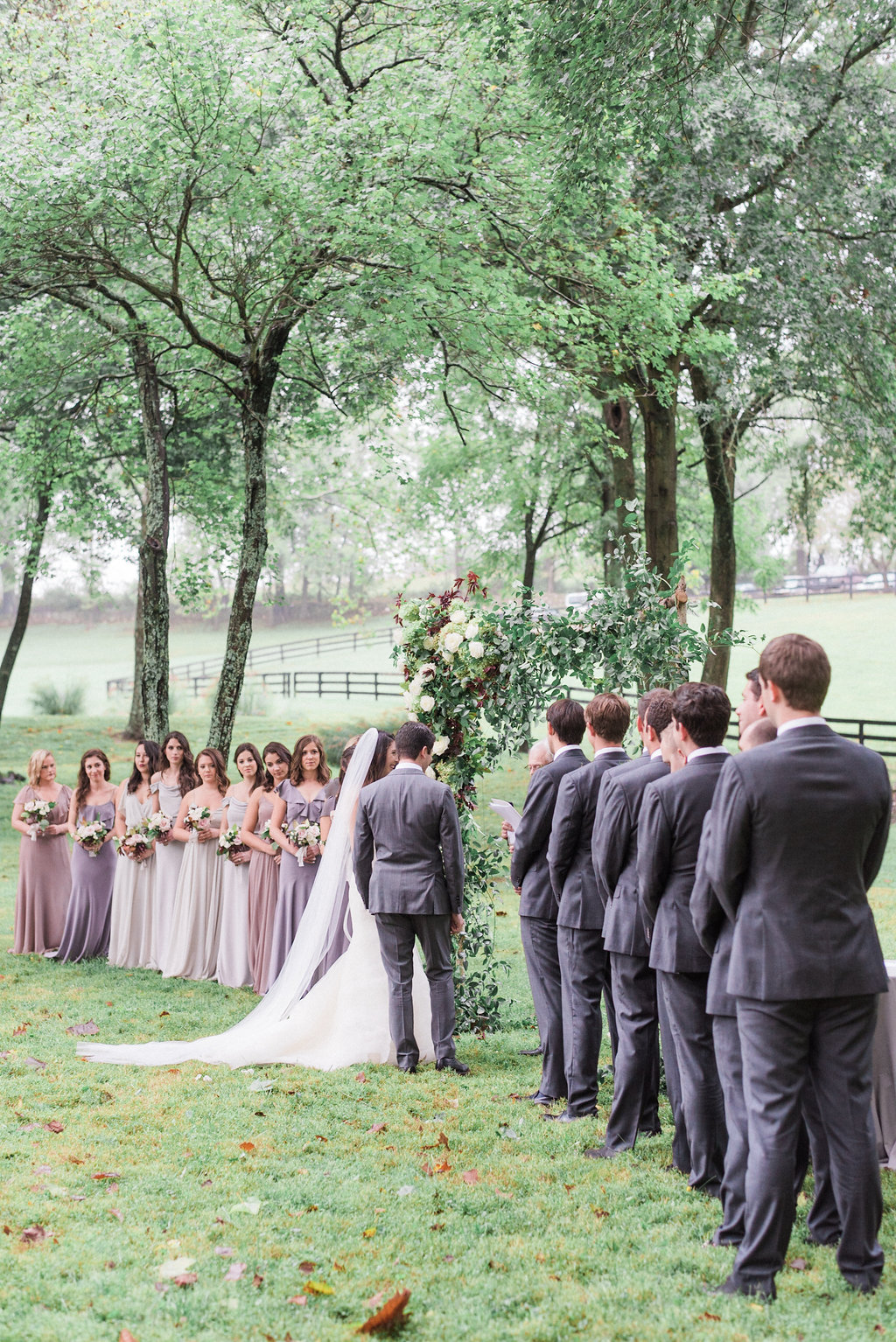 Virginia Countryside Fall Wedding by East Made Event Company fine art destination wedding planner and Julie Paisley Photography as featured on Style Me Pretty89.jpg