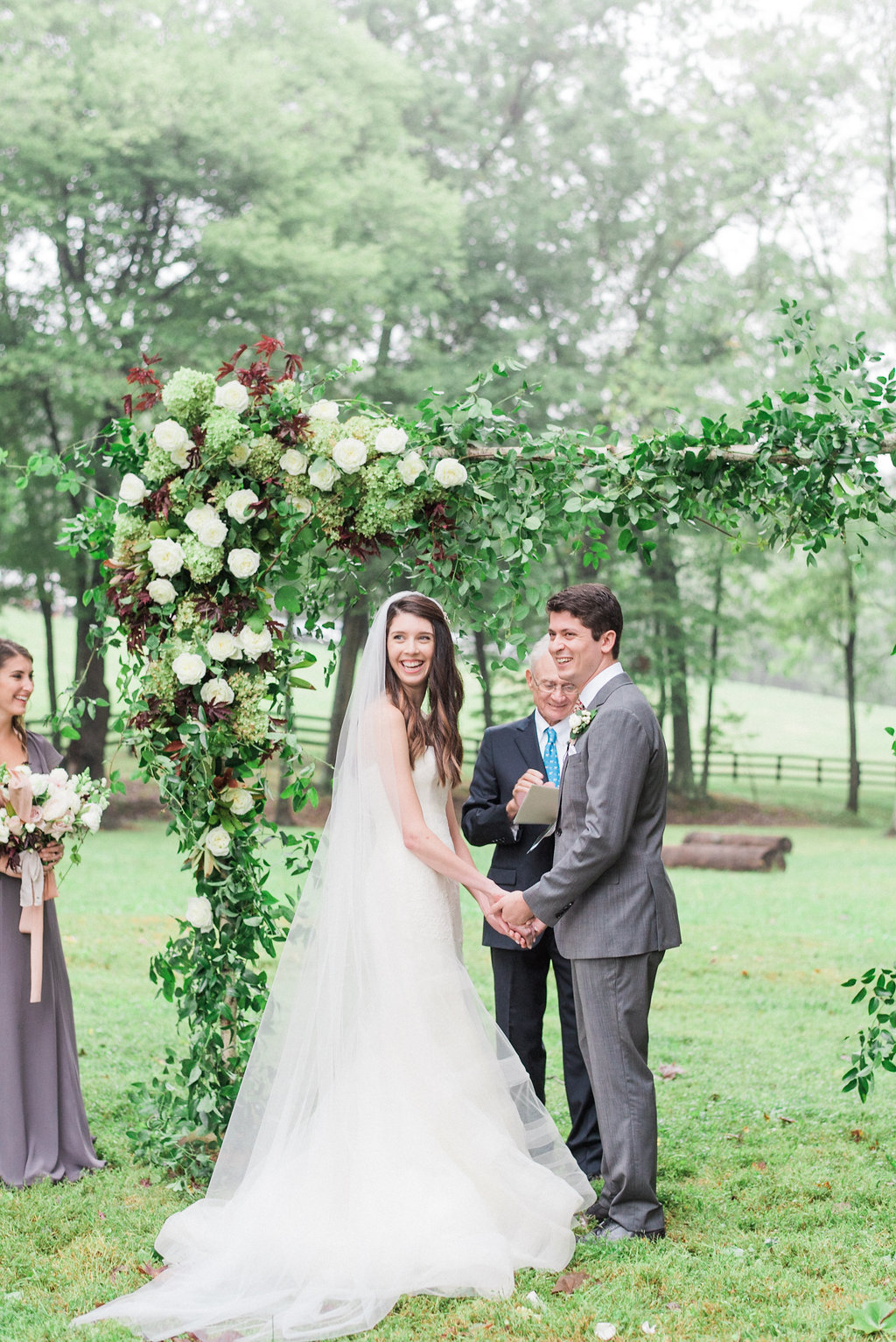 Virginia Countryside Fall Wedding by East Made Event Company fine art destination wedding planner and Julie Paisley Photography as featured on Style Me Pretty109.jpg