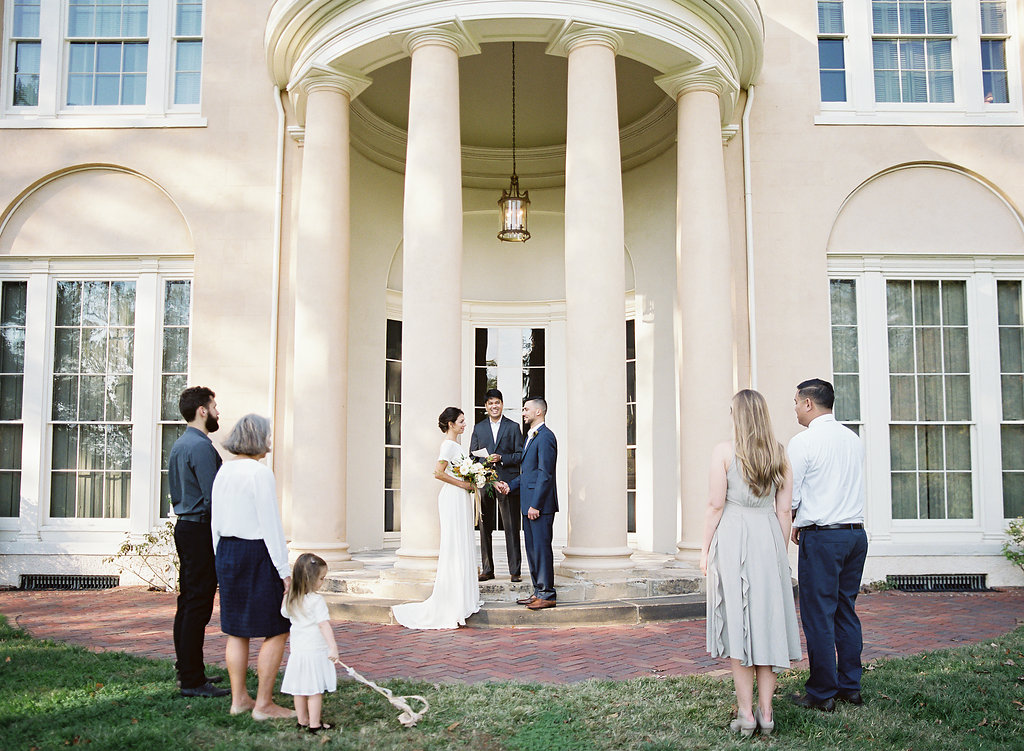French Inspired Fall Wedding with Fine Art Destination Wedding Planner East Made Event Company and DC Film Photographer Vicki Grafton Photography at Tudor Place in Washington DC-14.jpg