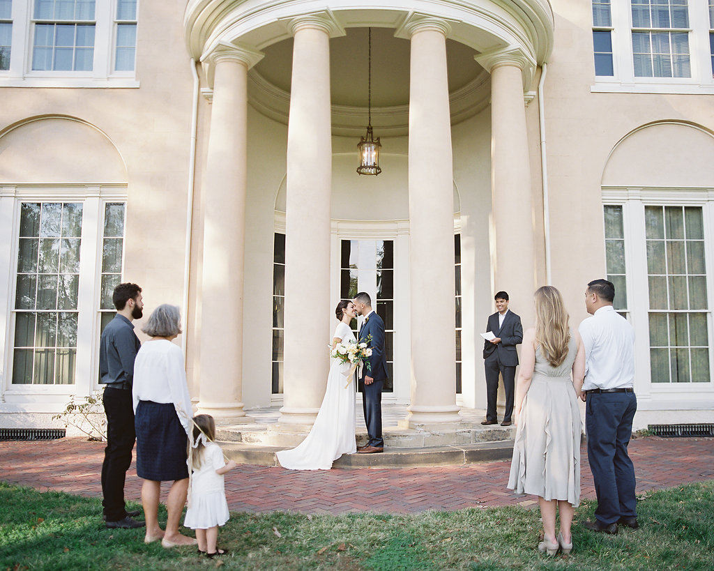 French Inspired Fall Wedding with Fine Art Destination Wedding Planner East Made Event Company and DC Film Photographer Vicki Grafton Photography at Tudor Place in Washington DC-16.jpg