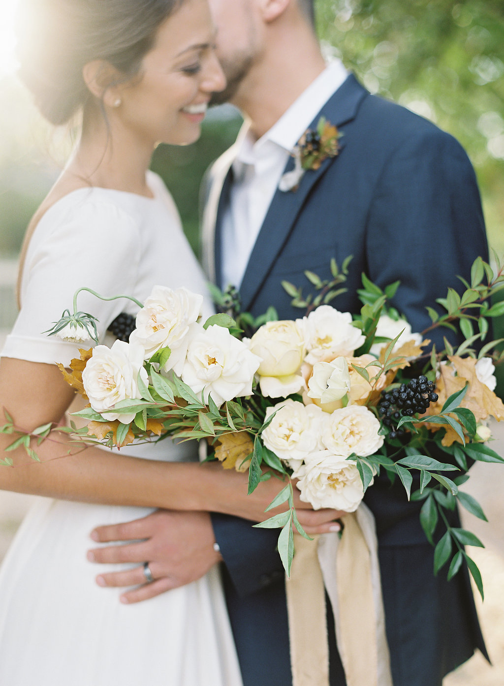 French Inspired Fall Wedding with Fine Art Destination Wedding Planner East Made Event Company and DC Film Photographer Vicki Grafton Photography at Tudor Place in Washington DC-26.jpg