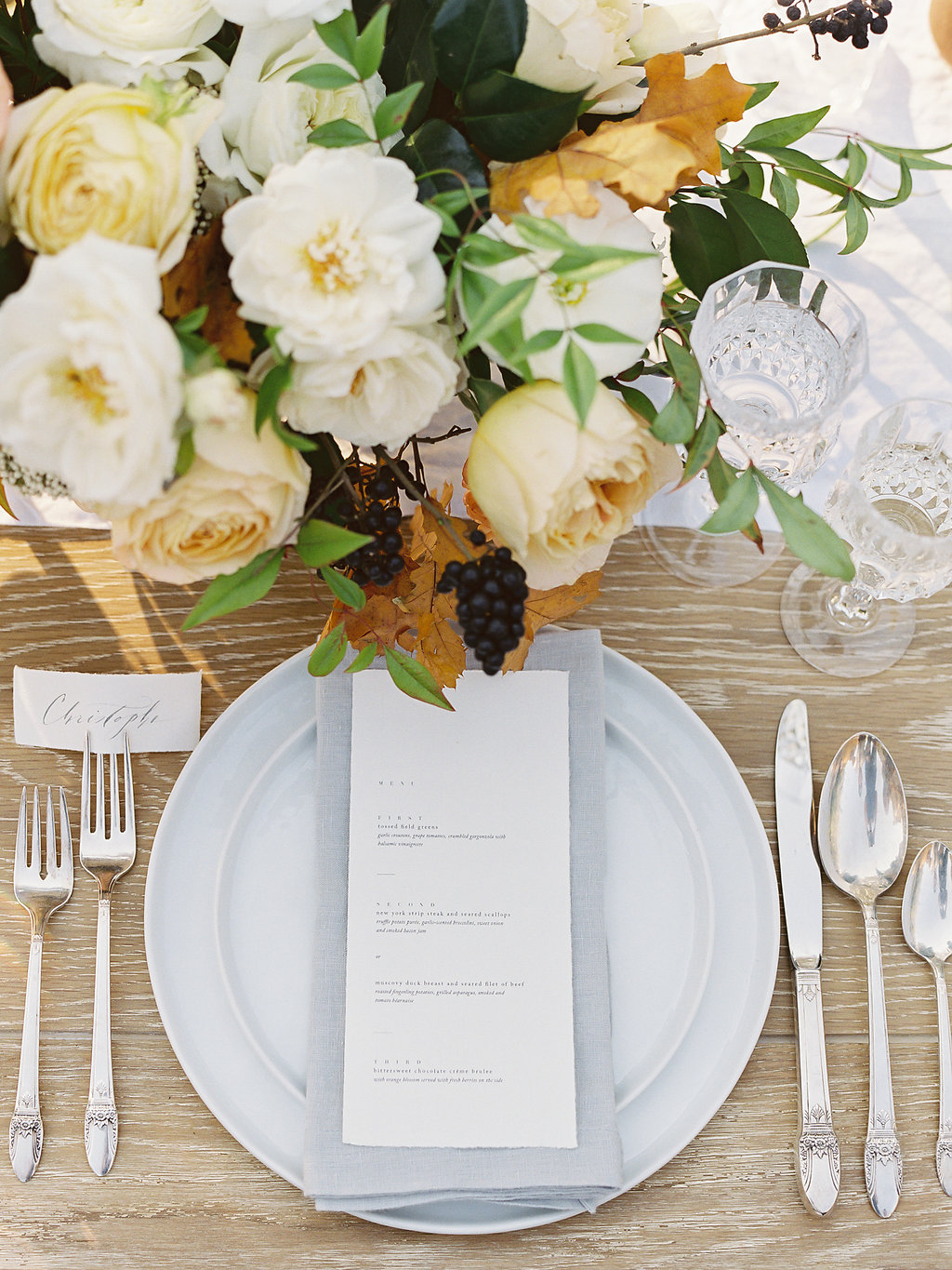 French Inspired Fall Wedding with Fine Art Destination Wedding Planner East Made Event Company and DC Film Photographer Vicki Grafton Photography at Tudor Place in Washington DC-47.jpg