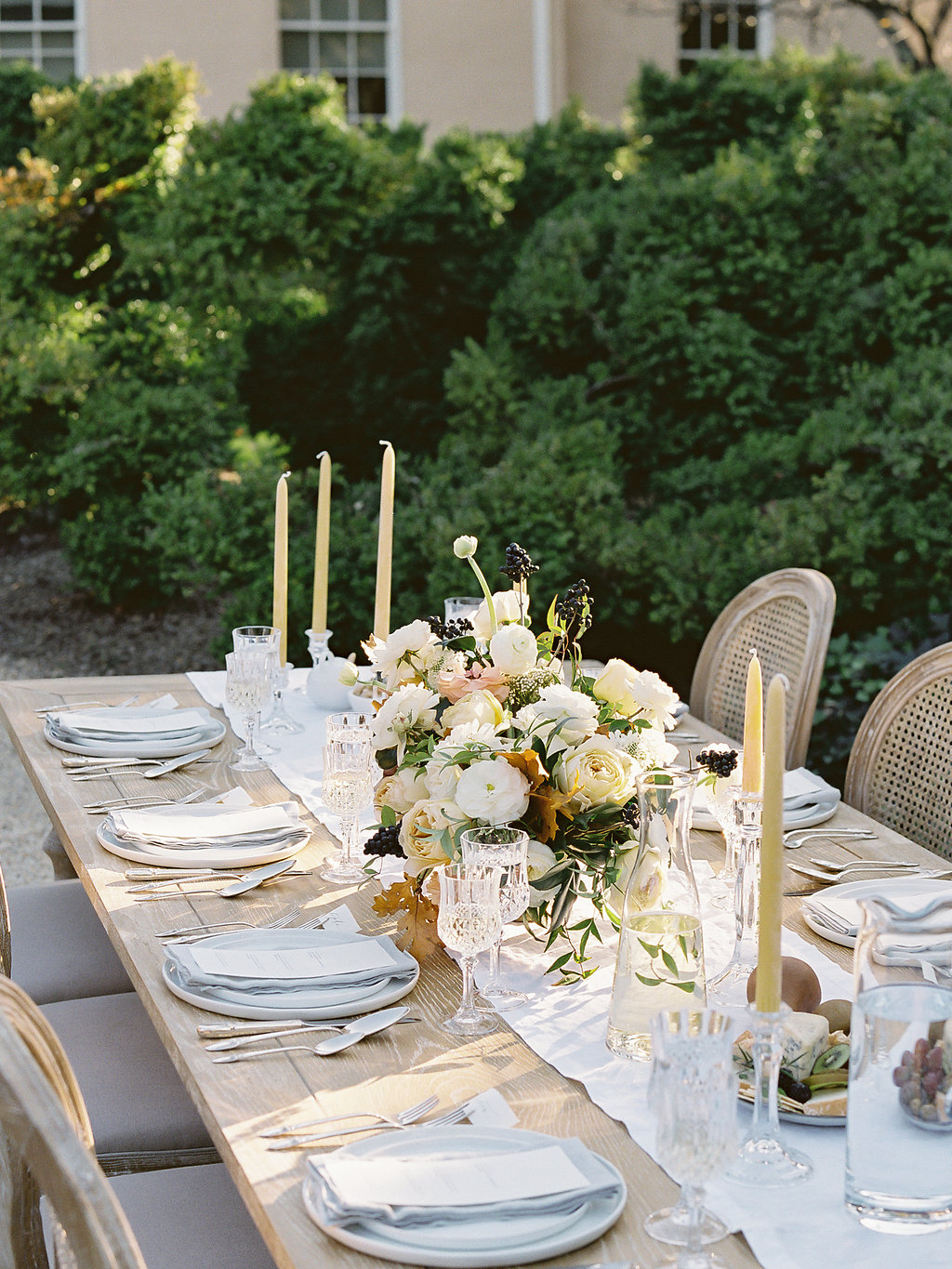 French Inspired Fall Wedding with Fine Art Destination Wedding Planner East Made Event Company and DC Film Photographer Vicki Grafton Photography at Tudor Place in Washington DC-61.jpg