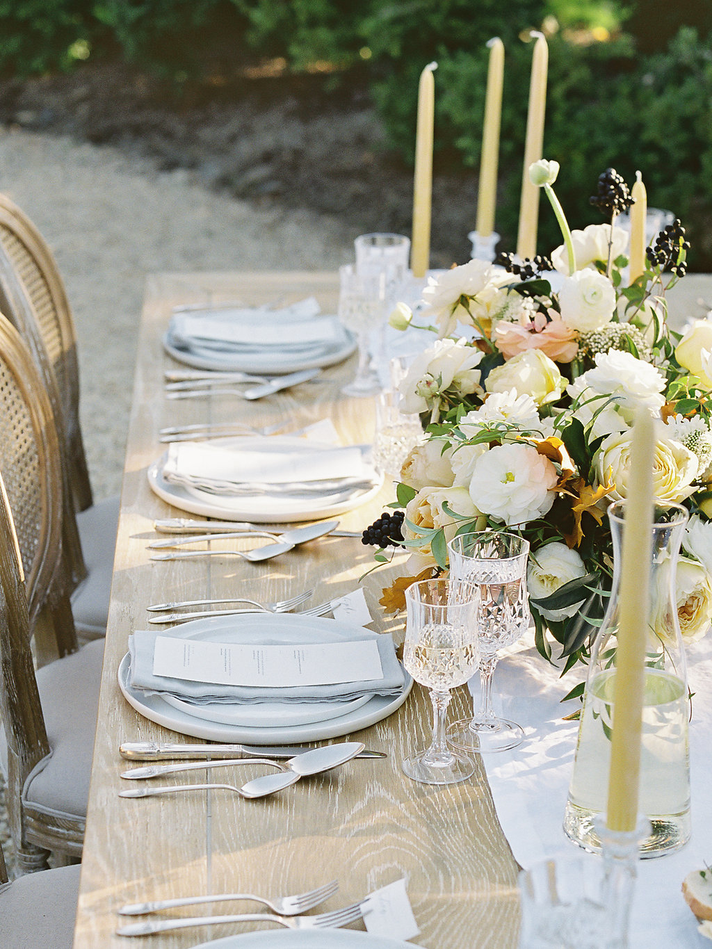 French Inspired Fall Wedding with Fine Art Destination Wedding Planner East Made Event Company and DC Film Photographer Vicki Grafton Photography at Tudor Place in Washington DC-62.jpg