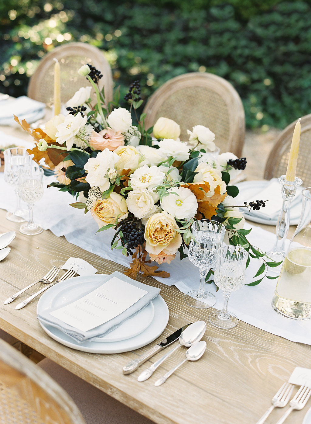 French Inspired Fall Wedding with Fine Art Destination Wedding Planner East Made Event Company and DC Film Photographer Vicki Grafton Photography at Tudor Place in Washington DC-69.jpg