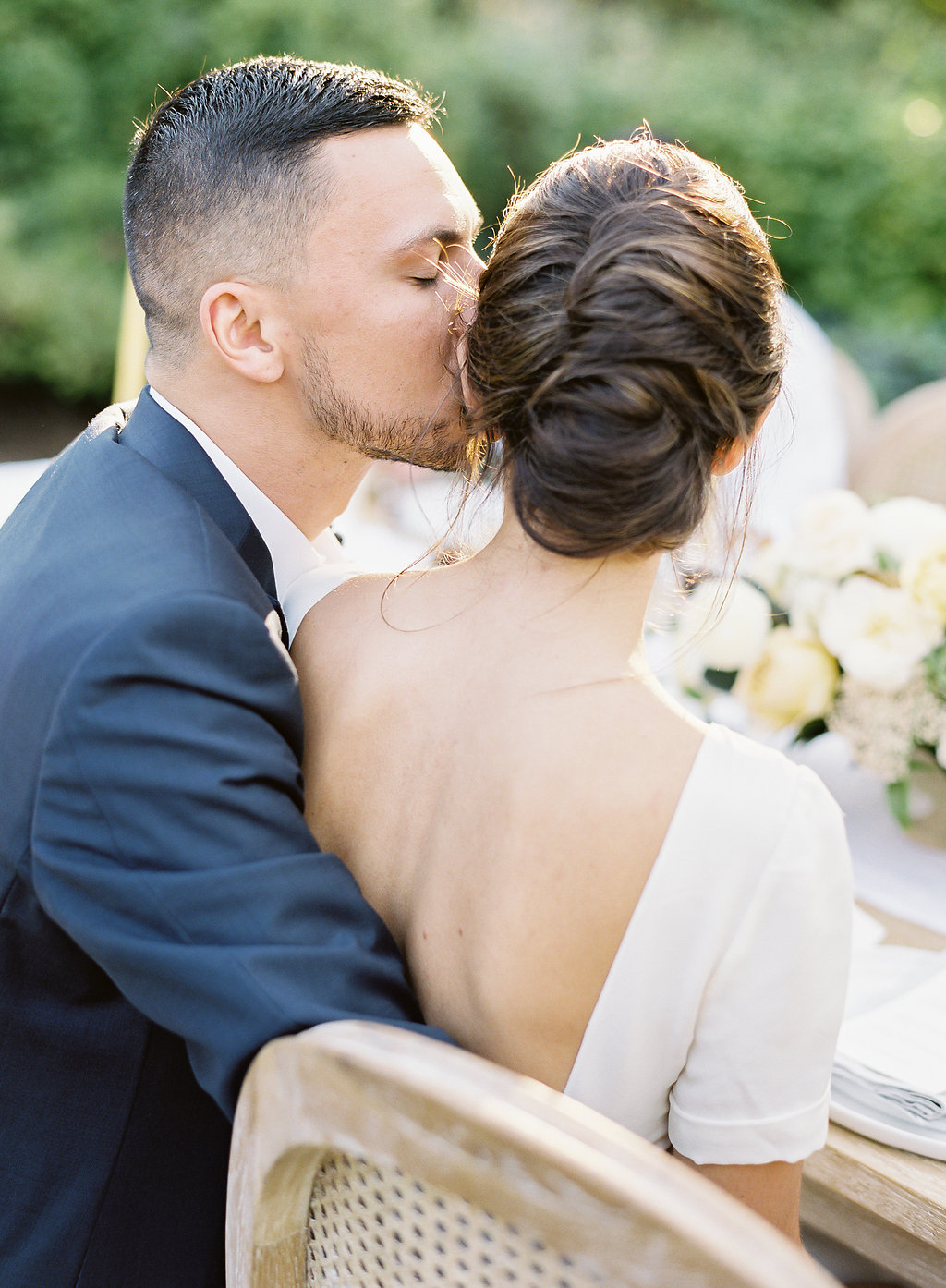 French Inspired Fall Wedding with Fine Art Destination Wedding Planner East Made Event Company and DC Film Photographer Vicki Grafton Photography at Tudor Place in Washington DC-81.jpg
