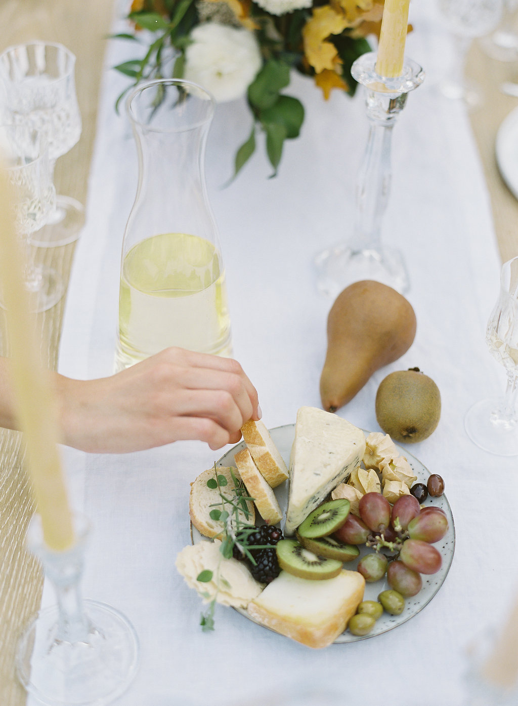 French Inspired Fall Wedding with Fine Art Destination Wedding Planner East Made Event Company and DC Film Photographer Vicki Grafton Photography at Tudor Place in Washington DC-92.jpg
