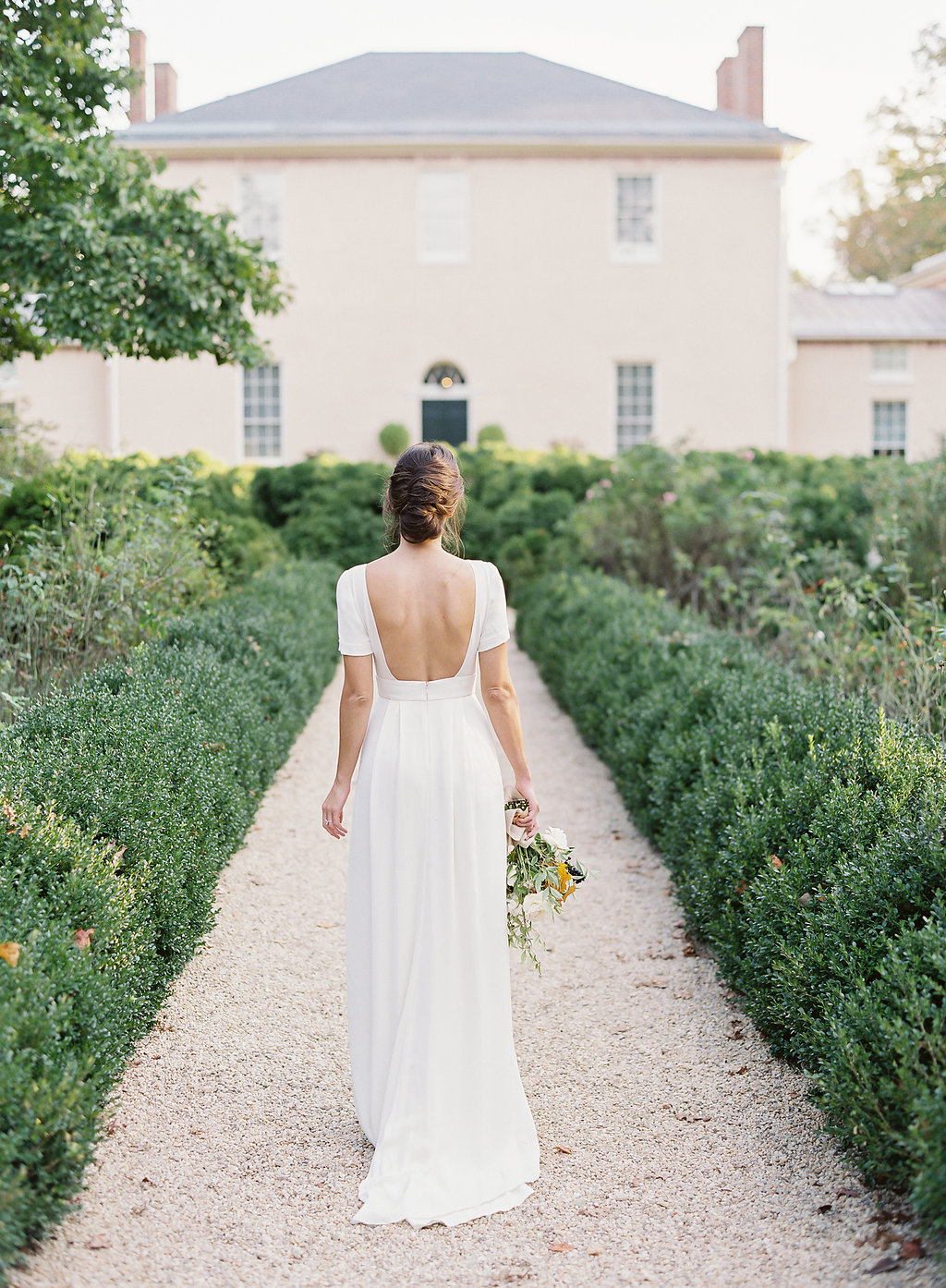 French Inspired Fall Wedding with Fine Art Destination Wedding Planner East Made Event Company and DC Film Photographer Vicki Grafton Photography at Tudor Place in Washington DC-101.jpg