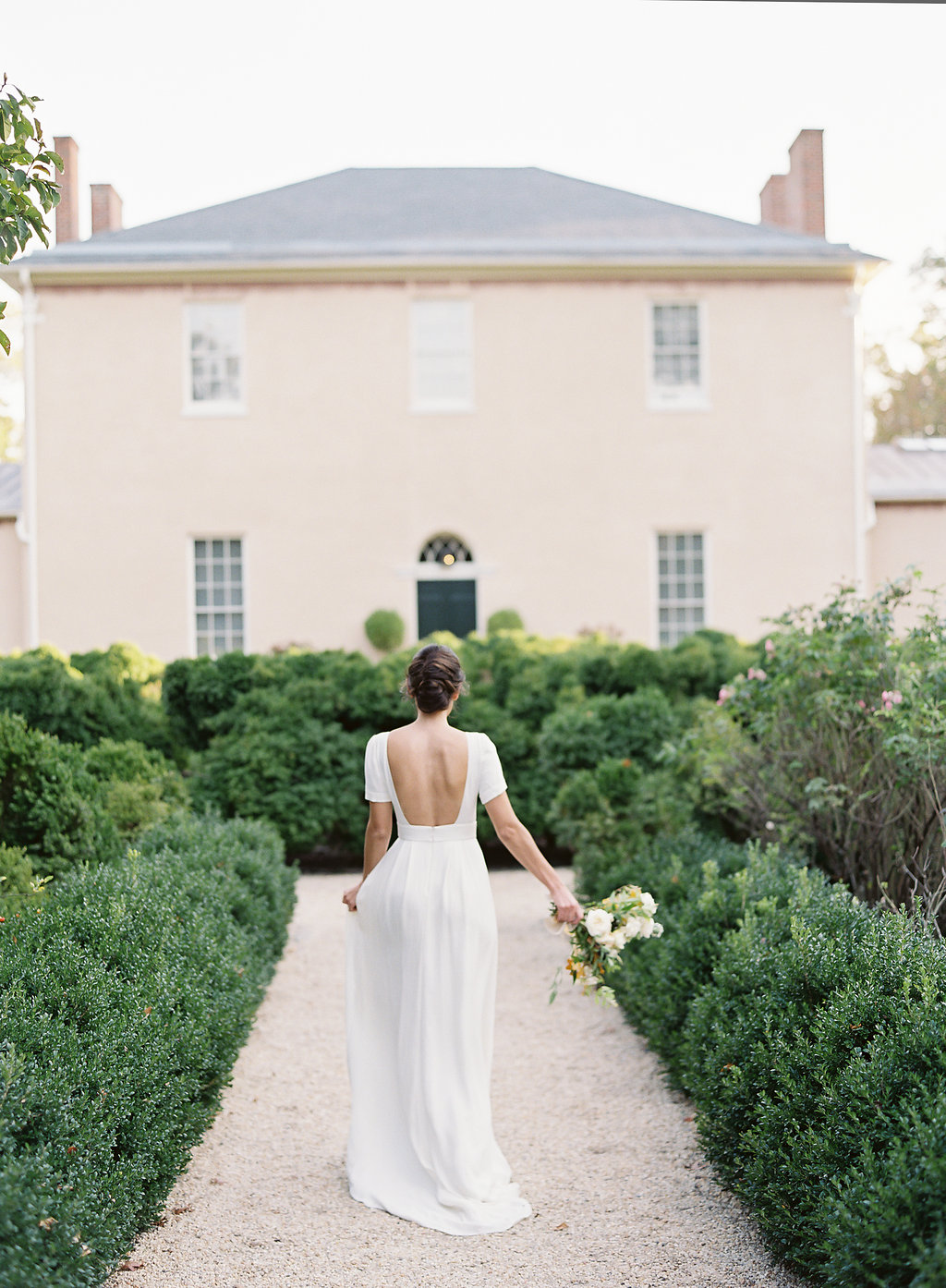French Inspired Fall Wedding with Fine Art Destination Wedding Planner East Made Event Company and DC Film Photographer Vicki Grafton Photography at Tudor Place in Washington DC-103.jpg