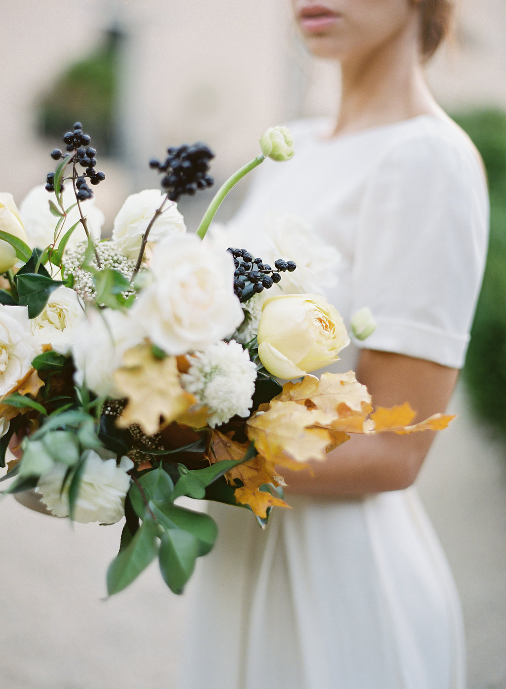 French Inspired Fall Wedding with Fine Art Destination Wedding Planner East Made Event Company and DC Film Photographer Vicki Grafton Photography at Tudor Place in Washington DC-113.jpg