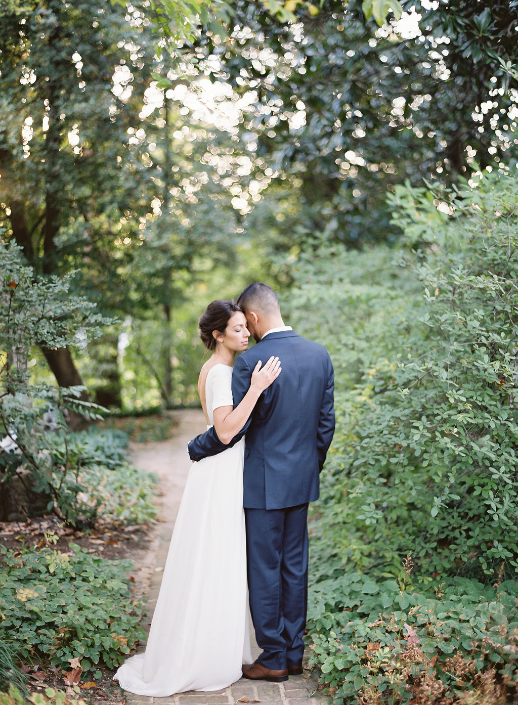 French Inspired Fall Wedding with Fine Art Destination Wedding Planner East Made Event Company and DC Film Photographer Vicki Grafton Photography at Tudor Place in Washington DC-120.jpg