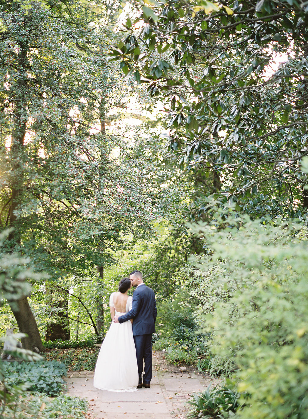 French Inspired Fall Wedding with Fine Art Destination Wedding Planner East Made Event Company and DC Film Photographer Vicki Grafton Photography at Tudor Place in Washington DC-133.jpg