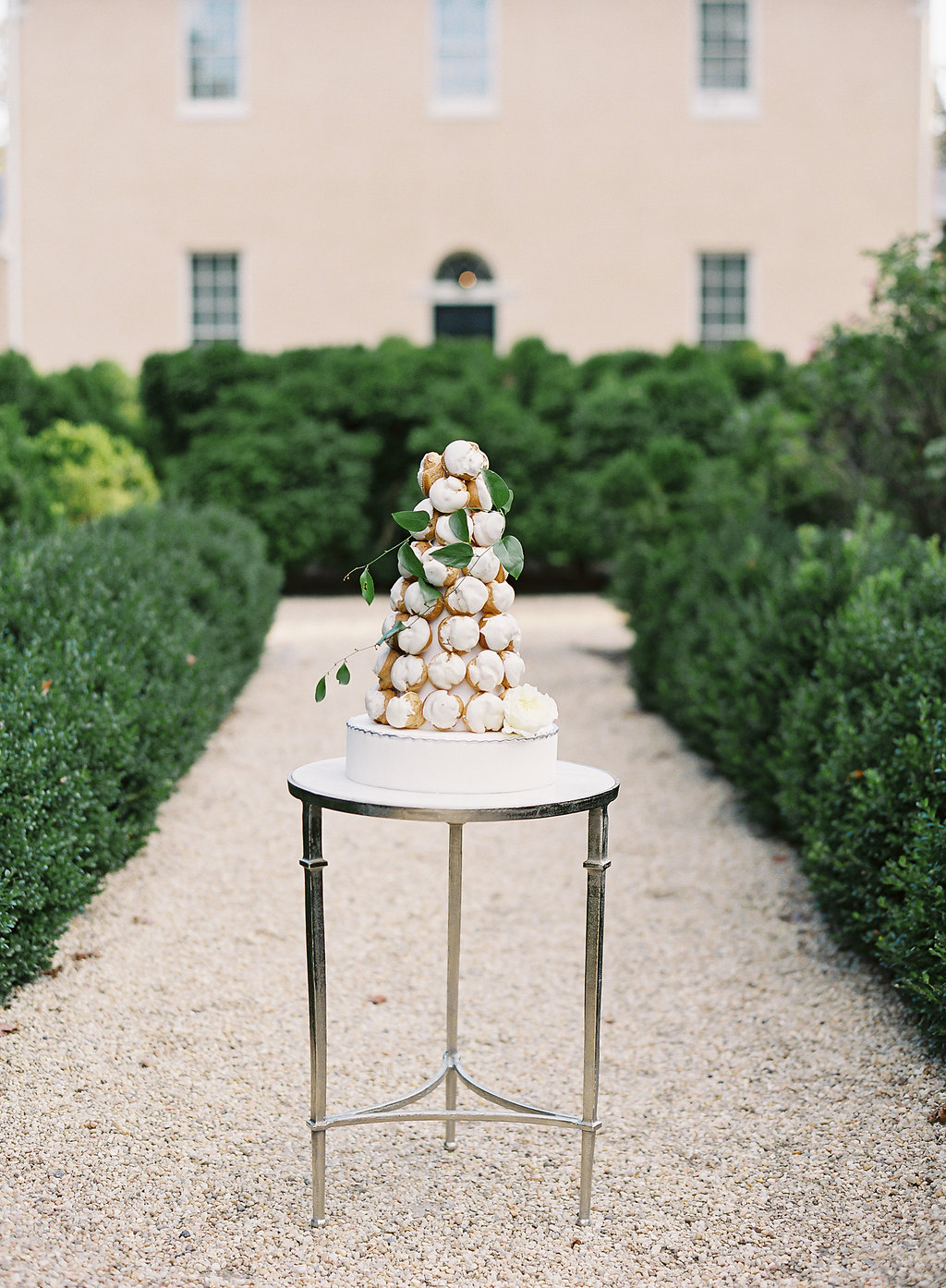 French Inspired Fall Wedding with Fine Art Destination Wedding Planner East Made Event Company and DC Film Photographer Vicki Grafton Photography at Tudor Place in Washington DC-144.jpg