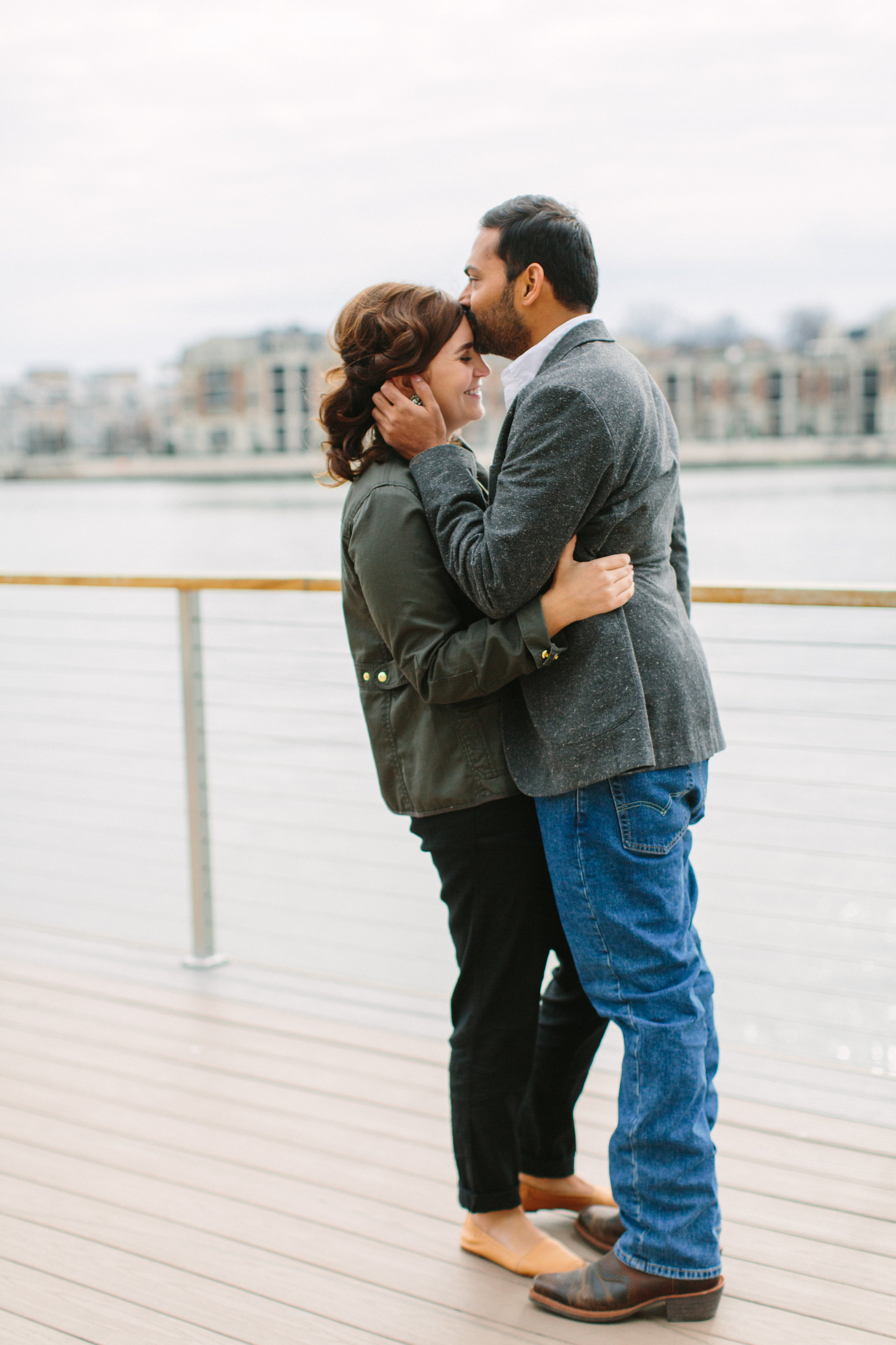 Baltimore Inner Harbor waterfront engagement photography session with Nicki Metcalf Photography-0009.jpg