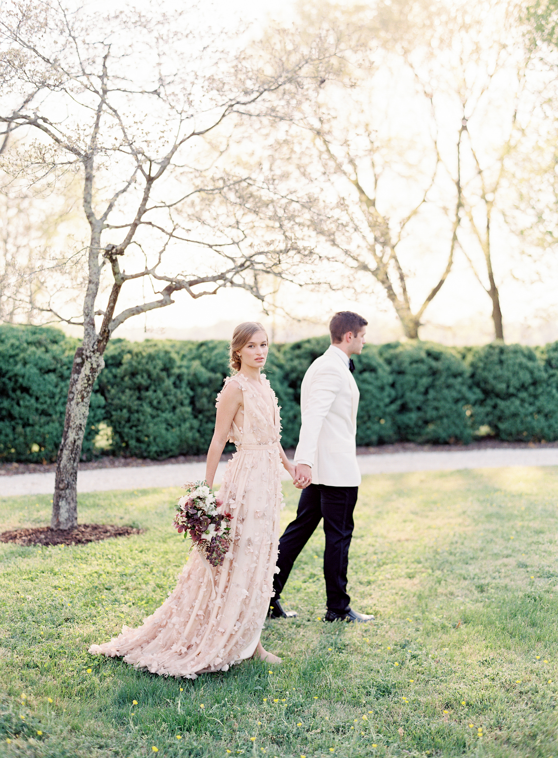 Virginia blush spring wedding at North Point Plantation with Rachel May Photography and East Made Event Company featured on OnceWed-0275.jpg