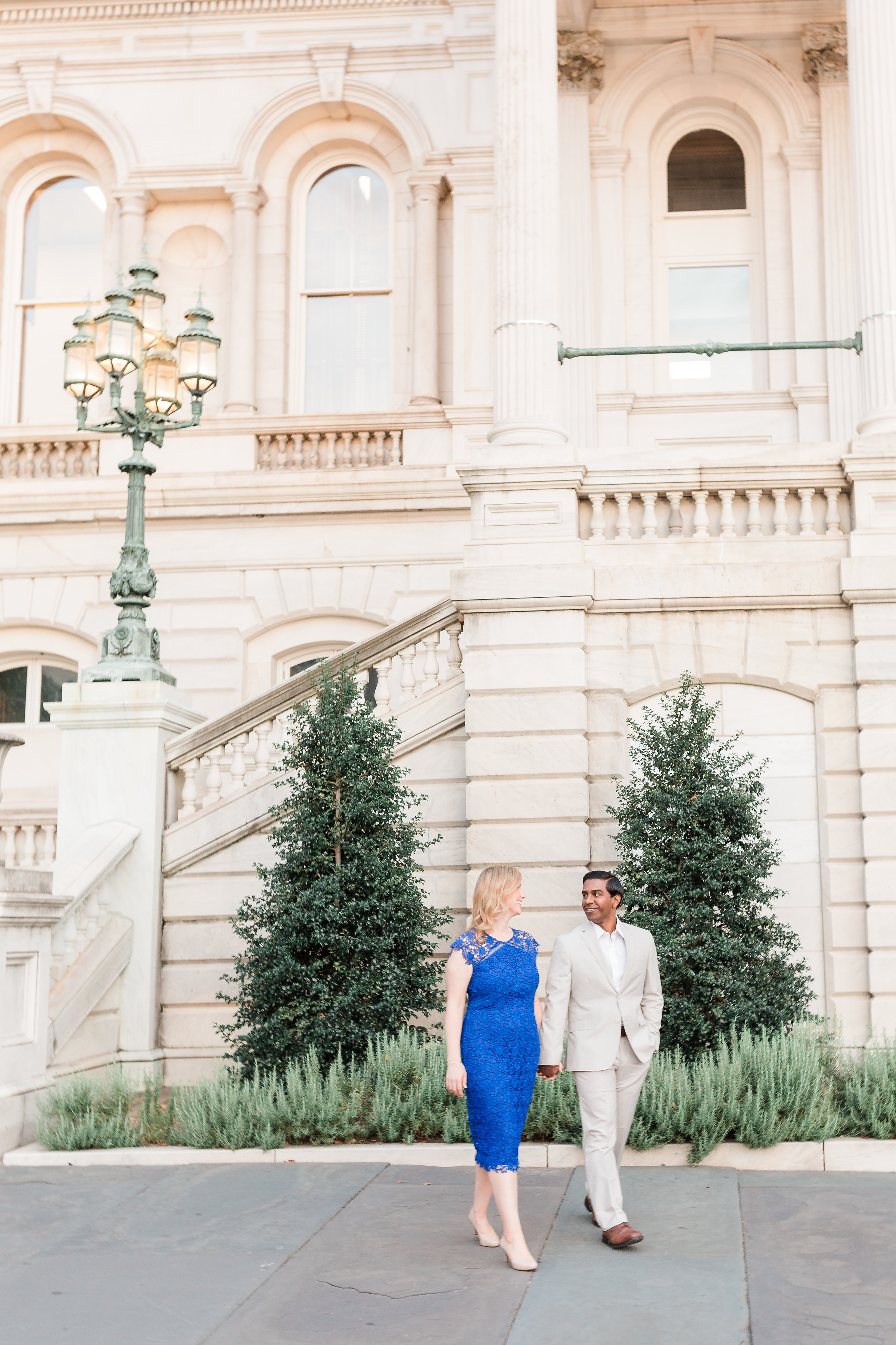 Downtown Baltimore Engagement Session with Alicia Lacey Photography-4.jpg