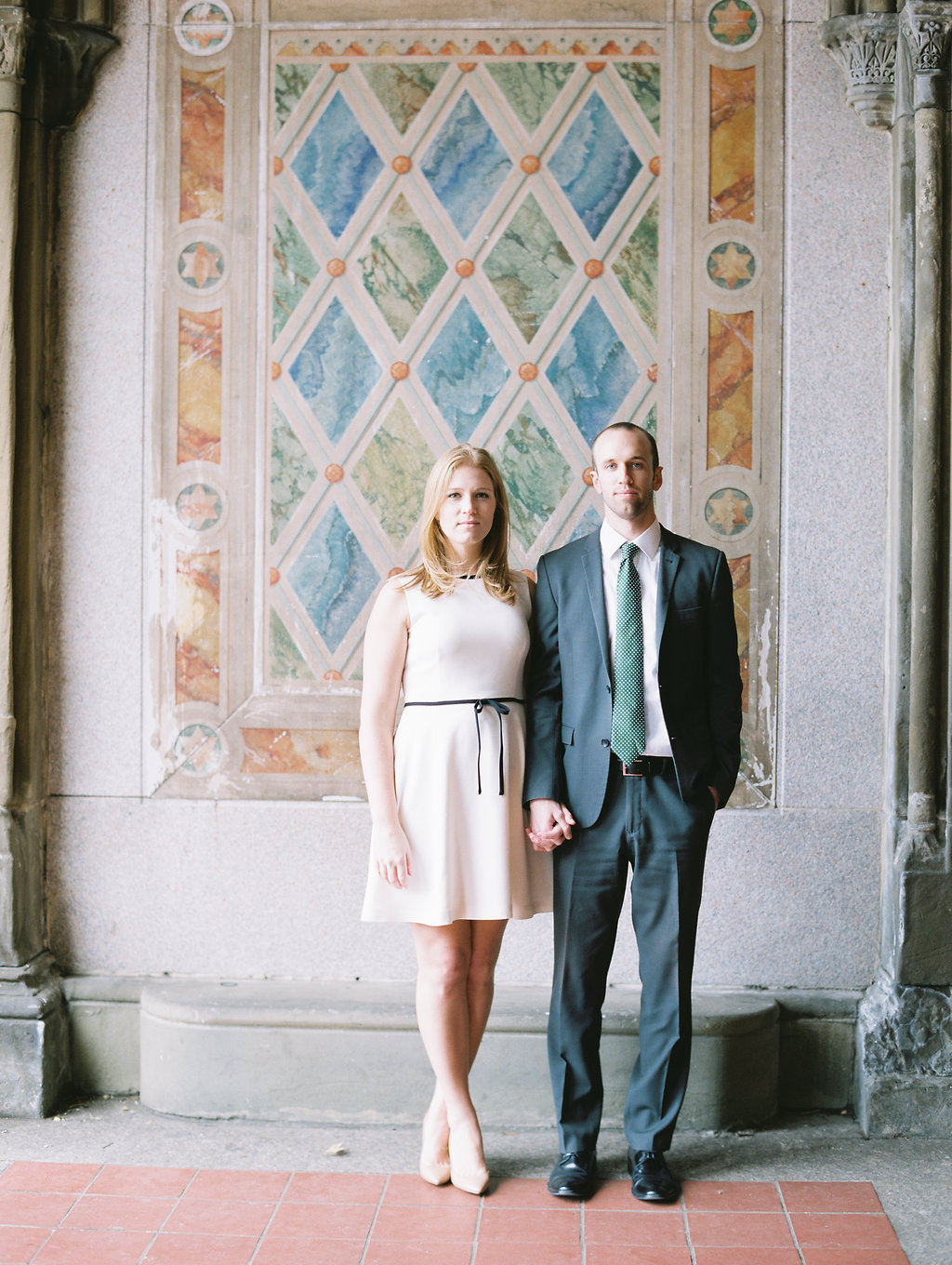 Bethesda Terrace Central Park Engagement Session by Sophie Kaye Photography(2of88).jpg