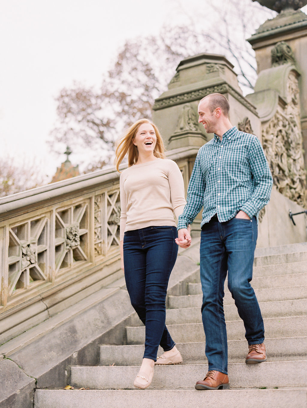 Bethesda Terrace Central Park Engagement Session by Sophie Kaye Photography(57of88).jpg