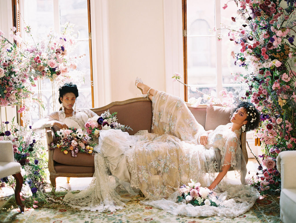 Claire Pettibone Timeless Wedding Dresses New York Bridal Fashion Week with East Made Co and Sophie Kaye Photography Spring 2019(26of353).jpg