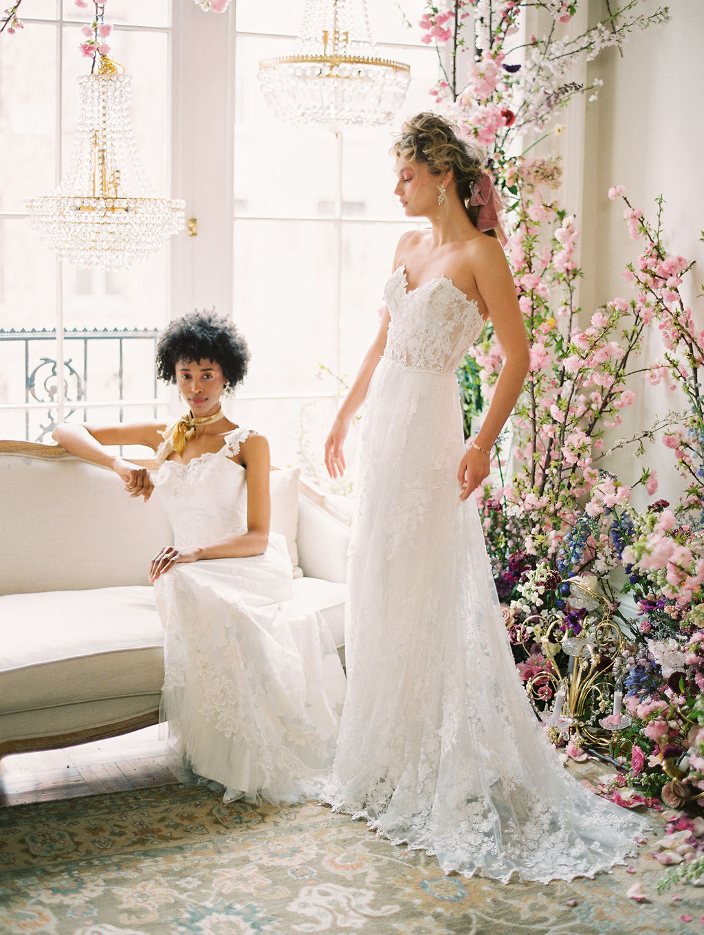 Claire Pettibone Timeless Wedding Dresses New York Bridal Fashion Week with East Made Co and Sophie Kaye Photography Spring 2019(36of353).jpg