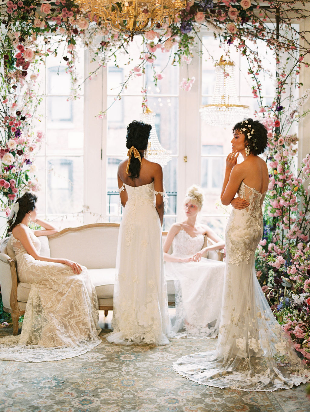 Claire Pettibone Timeless Wedding Dresses New York Bridal Fashion Week with East Made Co and Sophie Kaye Photography Spring 2019(56of353).jpg