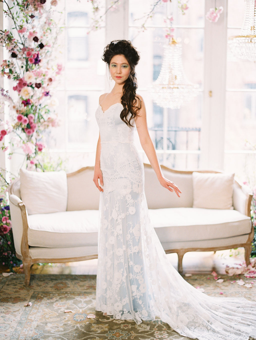 Claire Pettibone Timeless Wedding Dresses New York Bridal Fashion Week with East Made Co and Sophie Kaye Photography Spring 2019(114of353).jpg