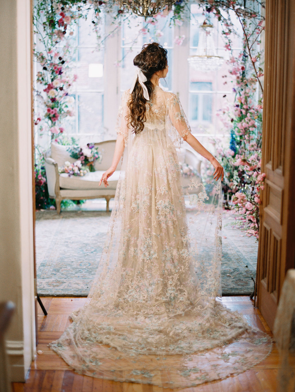 Claire Pettibone Timeless Wedding Dresses New York Bridal Fashion Week with East Made Co and Sophie Kaye Photography Spring 2019(159of353).jpg