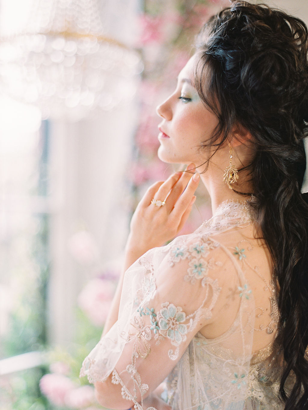 Claire Pettibone Timeless Wedding Dresses New York Bridal Fashion Week with East Made Co and Sophie Kaye Photography Spring 2019(160of353).jpg