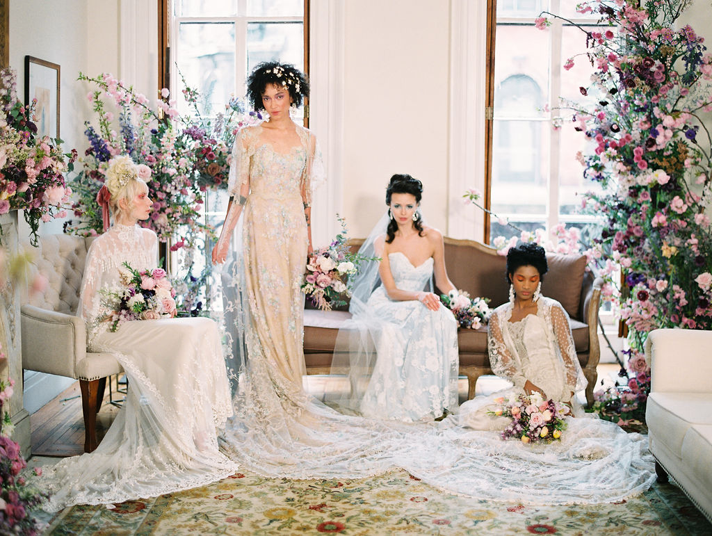 Claire Pettibone Timeless Wedding Dresses New York Bridal Fashion Week with East Made Co and Sophie Kaye Photography Spring 2019(182of353).jpg