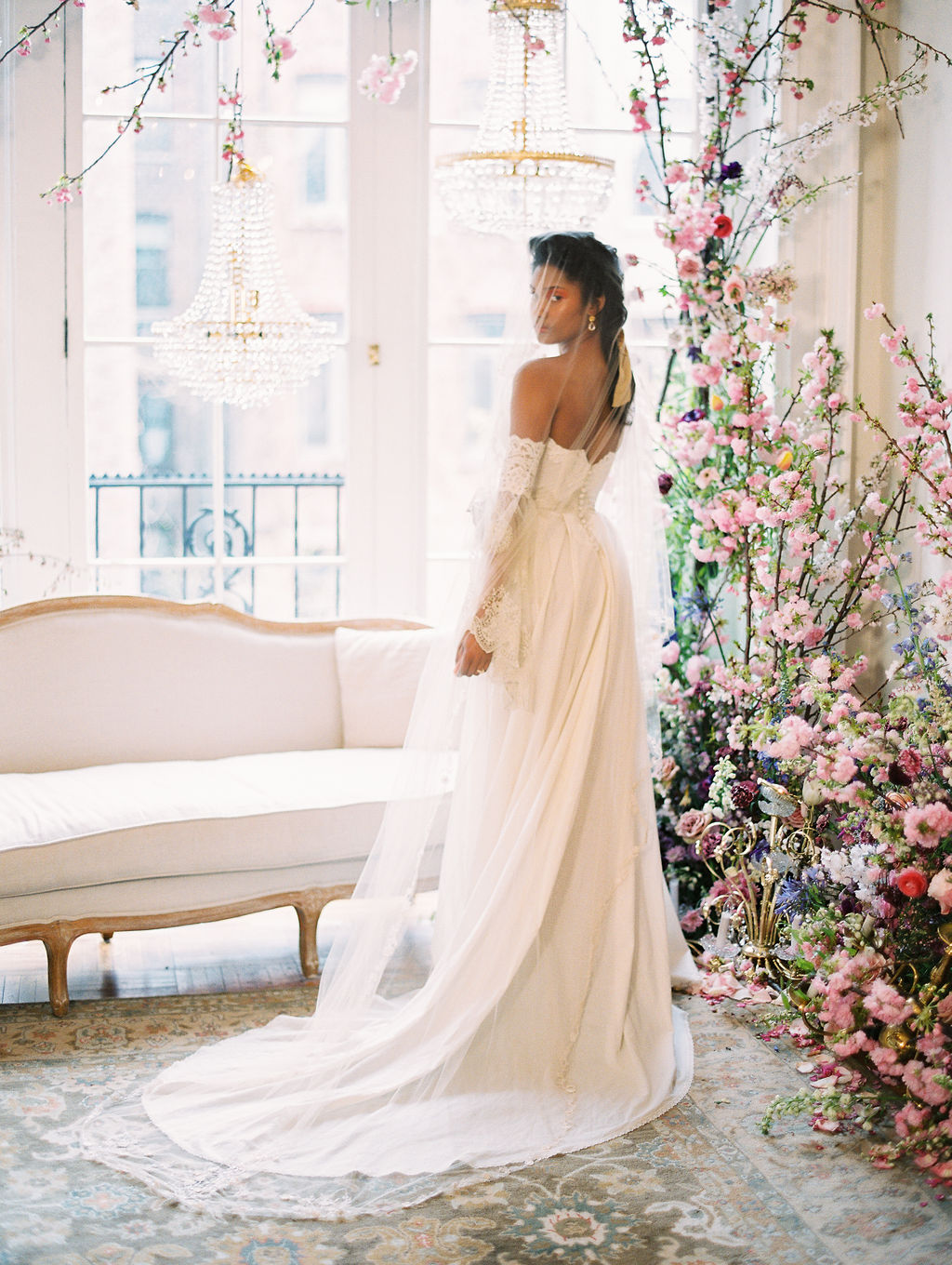 Claire Pettibone Timeless Wedding Dresses New York Bridal Fashion Week with East Made Co and Sophie Kaye Photography Spring 2019(238of353).jpg