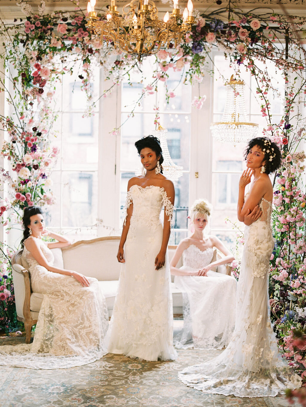 Claire Pettibone Timeless Wedding Dresses New York Bridal Fashion Week with East Made Co and Sophie Kaye Photography Spring 2019(301of353).jpg