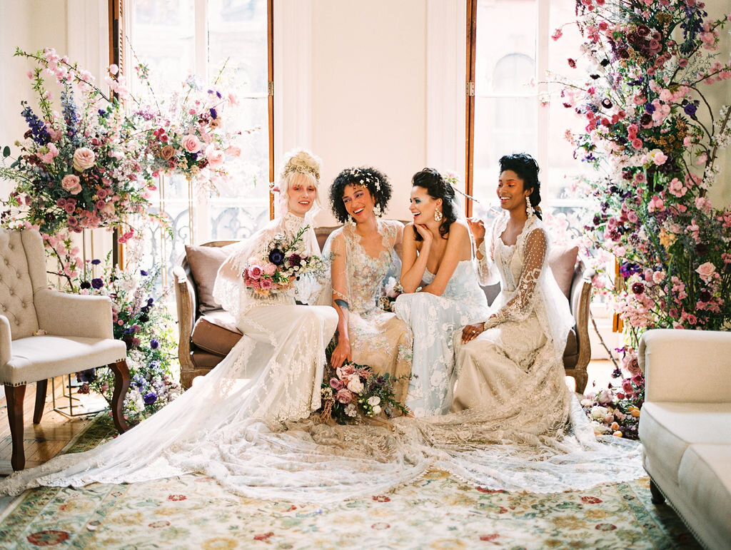 Claire Pettibone Timeless Wedding Dresses New York Bridal Fashion Week with East Made Co and Sophie Kaye Photography Spring 2019(342of353).jpg