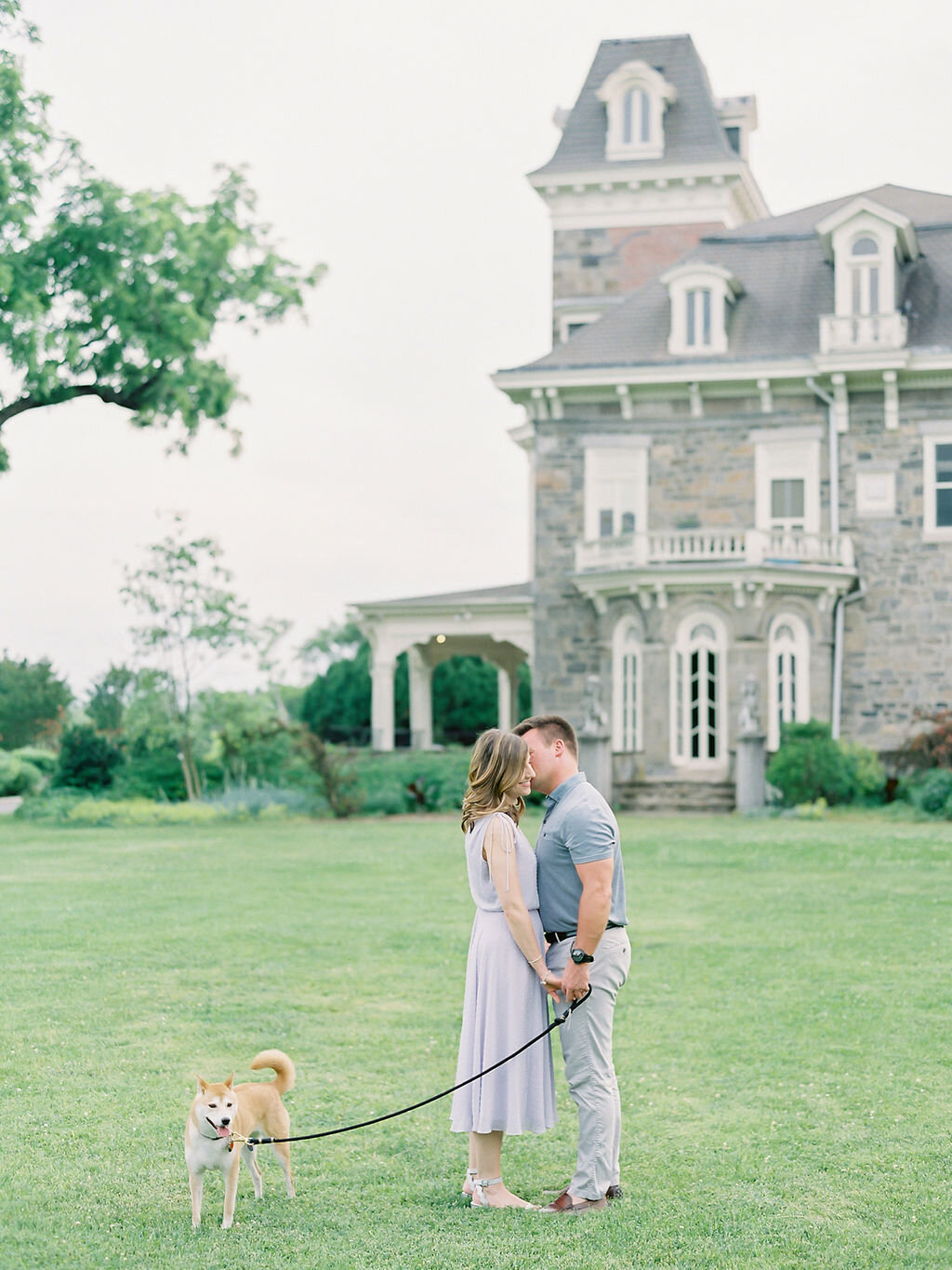 Cylburn Arboretum and Tribeca Engagement Photography Session by Vicki Grafton on East Made Co Baltimore Wedding Planner Blog-4.jpg