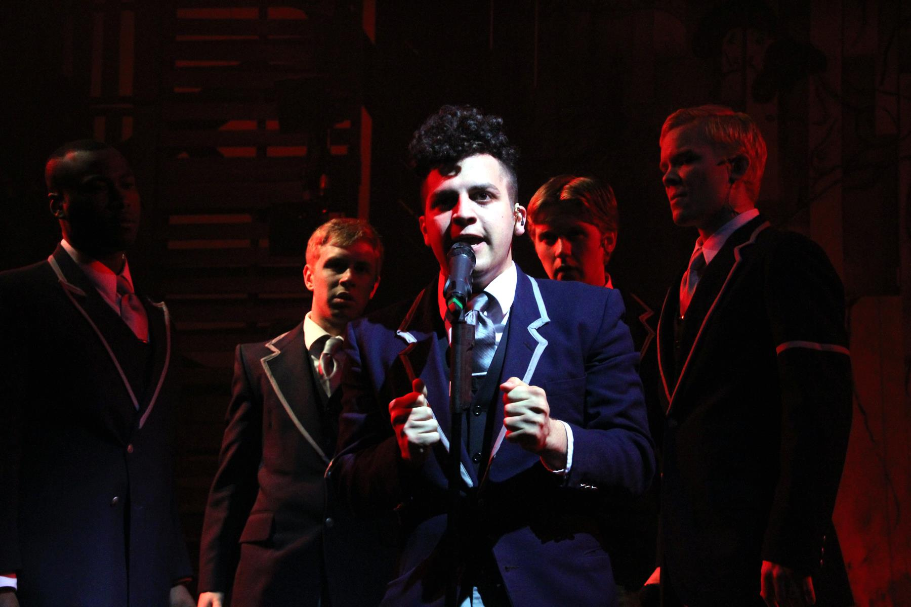 Spring Awakening: the musical  Directed and Produced by Vincent J. Cardinal