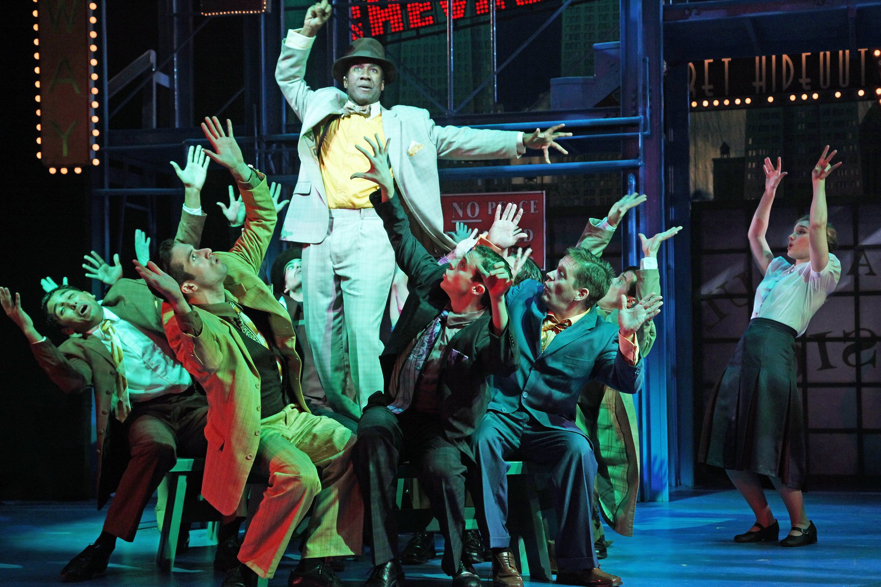 Guys and Dolls  Directed and Produced by Vincent J. Cardinal