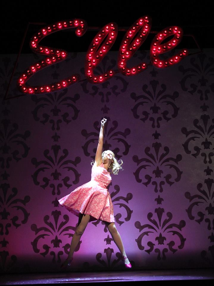 Legally Blonde Directed and Choeographed by Jerry McIntyre