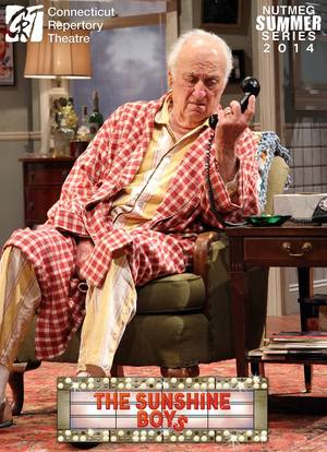 Jerry Adler in  The Sunshine Boys  Produced and Directed by Vincent J. Cardinal