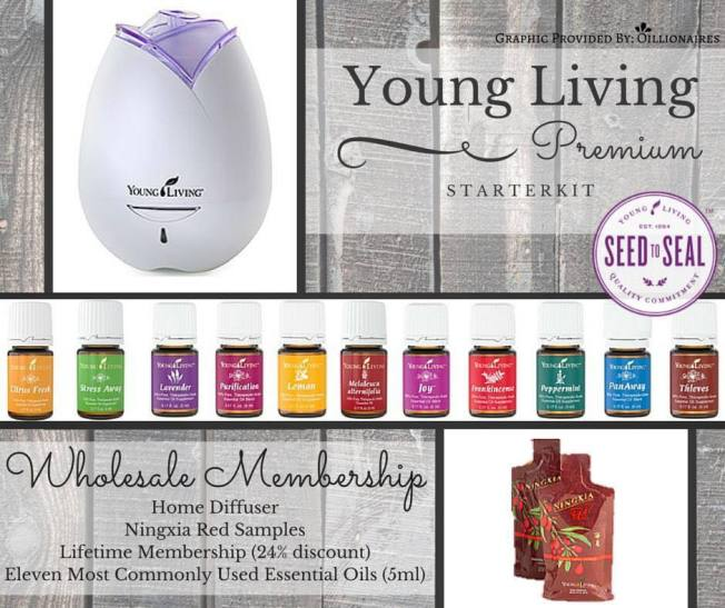 Young Living Essential Oils | Have Heart, Will Travel