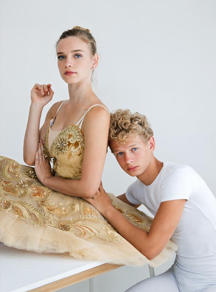 Maggie Hartley & Elijah Hartley, Dancers