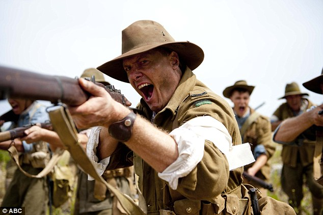 As WW1 Soldier Archie Barwick in  The War that Changed Us