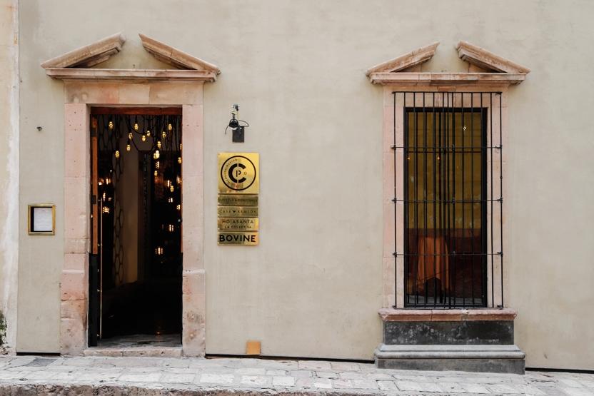 CANAL 16 - Código Postal. Centro / San Miguel de Allende